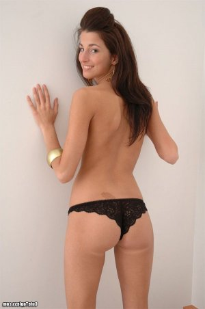 Cyndie best live escorts in San Juan